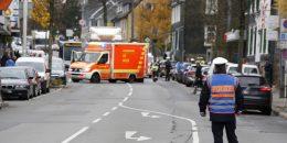 Schwerer Unfall auf der Hauptstraße
